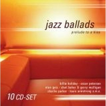 Jazz Ballads - Prelude to a Kiss - 10CD