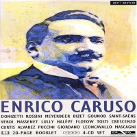 Enrico Caruso - PORTRAIT 4CD