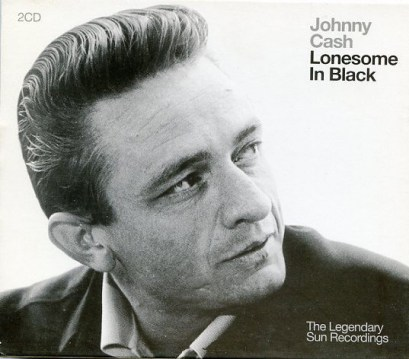 Johnny Cash - Lonesome In Black