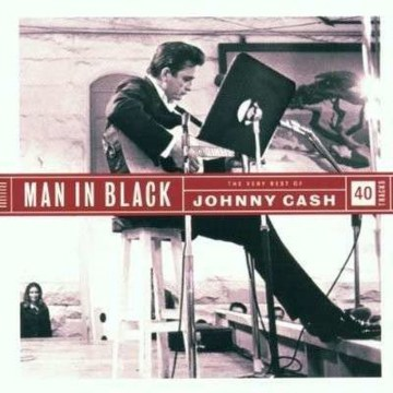 Johnny Cash - Man In Black - very Best Of